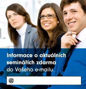 E-mailové noviny Kalendář seminářů